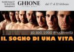 Il sogno di una vita, in scena al Teatro Ghione di Roma
