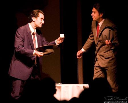 Spari e dispari, il nuovo appuntamento al Teatro Bertolt Brecht di Formia
