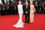 Woody Allen conquista la stampa. Applausi anche per Gianni Moretti