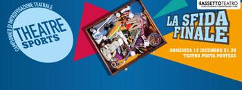 Campionato di Theatresports, sfida improvvisazione al Teatro Porta Portese!