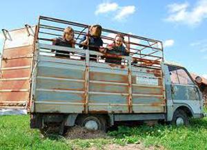 Potenziamento dei controlli di legalita' nel trasporto internazionale degli animali