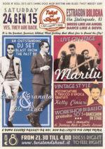 Twist and shout! A 50's and 60's night. Il concentrato di rock'n'roll sul palco dell'Estragon, Parco Nord di Bologna