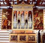 Organi e strumenti nelle Cantorie e nei Palazzi a Venezia