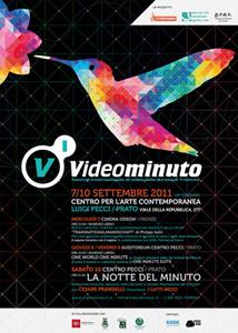 Al via il concorso Videominuto 2011