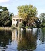 Pasquetta in musica, giri di valzer a Villa Borghese