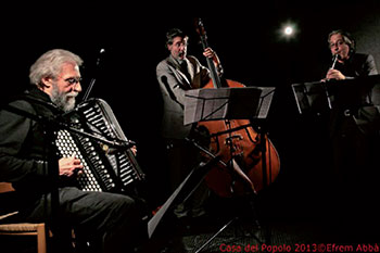 Ancora jazz all'Isola con Ah-Um Milano Jazz Festival: Xilo Ensemble presenta Klezmer in Paris
