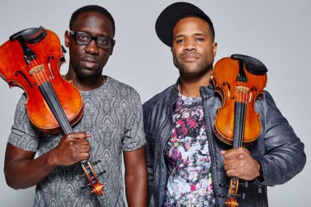La musica classica incontra l'hip hop, arrivano i Black Violin