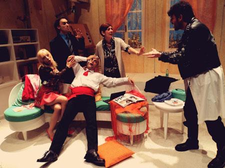 Una splendida vacanza, la commedia in scena al Teatro Martinitt di Milano