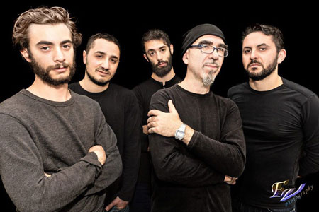 ZY Project con il rapper Amir Issaa al Lanificio 159 di Roma