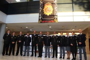 """La Polizia Spagnola premia gli investigatori della Polizia Postale e delle Comunicazioni per l'operazione """"Triangle"""""""