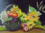La memoria dell'anima, la personale di pittura di Francesca Vena