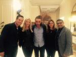Richard Gere e Brooke scelgono il ristorante Tazio di Roma