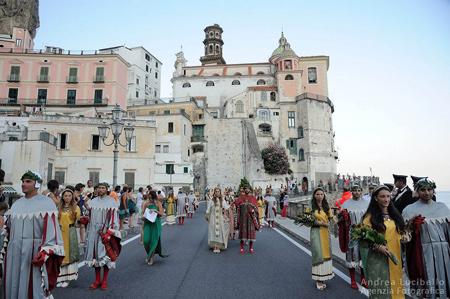 Capodanno Bizantino 2016, in Costiera Amalfitana parte il conto alla rovescia