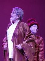 Re Lear di William Shakespeare sotto ai riflettori del Teatro Ghione di Roma