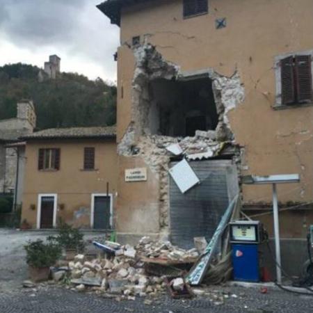La terra continua a tremare al centro Italia