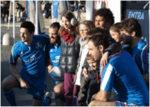 La Federazione Italiana Rugby organizza Flash Mob al Birrodotto/Gasometro