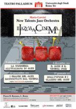 Al Teatro Palladium torna la rassegna Il Jazz va al Cinema con la New Talents Jazz Orchestra