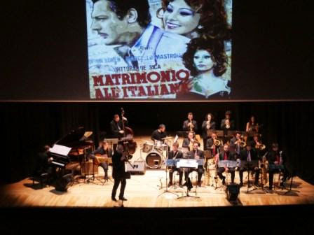 Il Jazz va al Cinema con la New Talents Jazz Orchestra