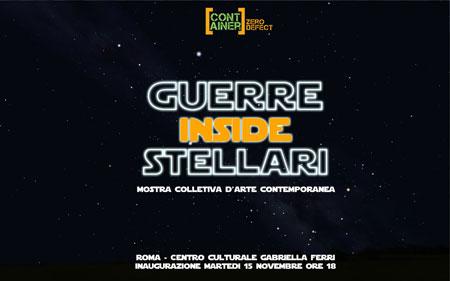Al Gabriella Ferri si inaugura Inside Guerre Stellari