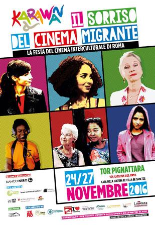 Karawan Fest. Il sorriso del cinema migrante, al via la V edizione