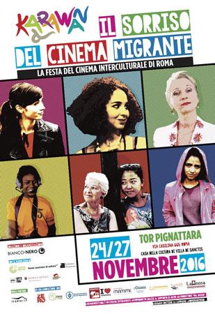 A Tor Pignattara, torna Karawan, la festa del cinema interculturale di Roma