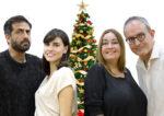 L'albero di Natale, lo spettacolo con Simone Montedoro e Daniela Marra al Teatro Golden