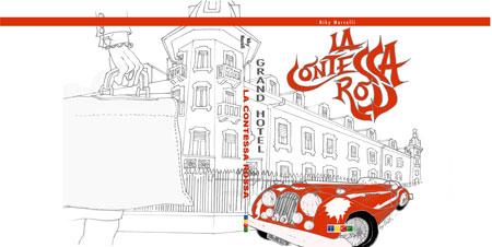La Contessa Rossa, il libro di Niky Marcelli