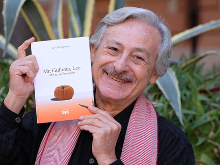 Mr Gullotta, Leo. My Huge Pumpink, il libro di Elvia Gregorage