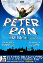 Peter Pan vi porta su L'isola che non c'è