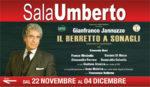 Il berretto a sonagli lo spettacolo al Sala Umberto di Roma