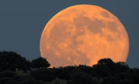 Il giorno della Superluna