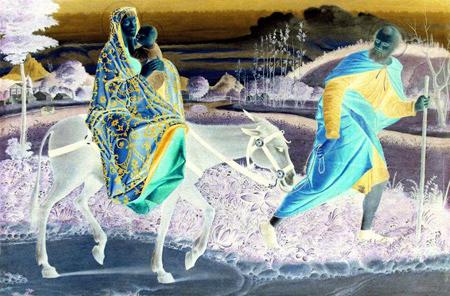 Uomo, La vita di Cristo in 33 immagini