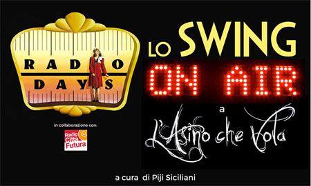 Giorgio Cùscito Swing Quartet a L'Asino che Vola