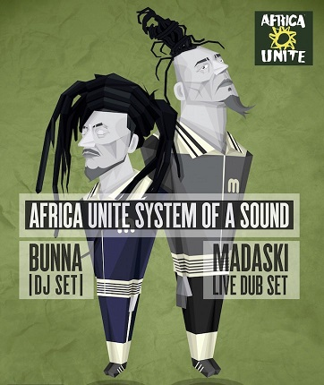 Africa Unite System of a Sound all'Estragon di Bologna