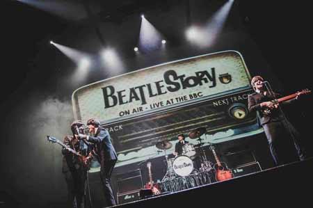 BeatleStory 'Il più grande omaggio ai Beatles 50 anni dopo'. Roma, Teatro Italia