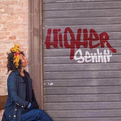 """In radio il nuovo singolo """"HIGHER"""" della cantante italo eritrea SENHIT"""