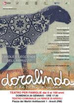 Doralinda e le Muse ovine, lo spettacolo a La Fenice di Arsoli