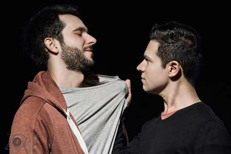 Amare è silenzio, lo spettacolo al Teatro Tordinona di Roma