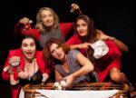 Moms. Il primo varietà sulla maternità in scena al Teatro della Cometa di Roma