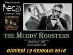 Muddy Roosters in concerto al Rec23