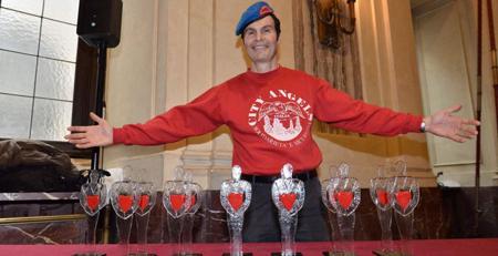 Premio Campione, la cerimonia alla Sala Alessi di Palazzo Marino