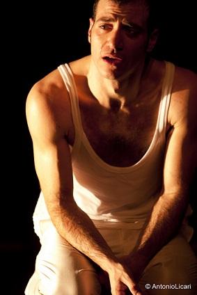 Salvatore – favola triste per voce sola al Teatro Brancaccino