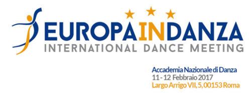 EUROPAinDANZA, al via la seconda edizione