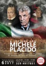 A lezione con Michele Placido