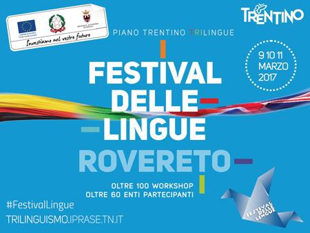Festival delle Lingue, tutto pronto per la seconda edizione