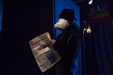 La Nasca, lo spettacolo in scena al teatro de Linutile
