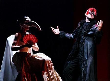 Palladium-Roma Tre: La pazzia di Isabella (Compagnia Le Belle Bandiere)