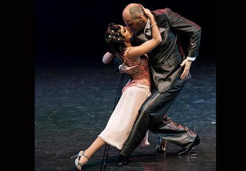 All'Eliseo Historia De Mi Tango con l'Orchestra NuovaKlassica e Angela Di Sante