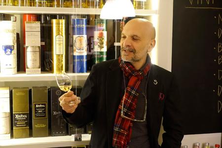 Intervista a Pino Perrone, whisky consultant dello'Spirit of Scotland – Rome Whisky Festival'