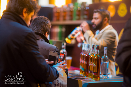 Spirit of Scotland – Rome Whisky Festival, al via la sesta edizione